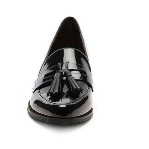 TAHARI Louisa Patent Loafer Black 6M